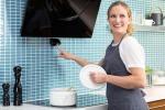 Пожар на кухне предотвратит «Защитник плиты»