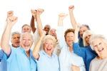Дом престарелых получил систему IP-видеонаблюдения